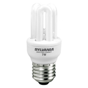 Sylvania Spaarlamp Faststar Mlx T2 Spiral 15W E27 827 0031037