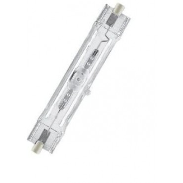 Osram Metaaldamplamp HQI-TS 70W RX7s WDL Excellence 2-Kneeps 117mm