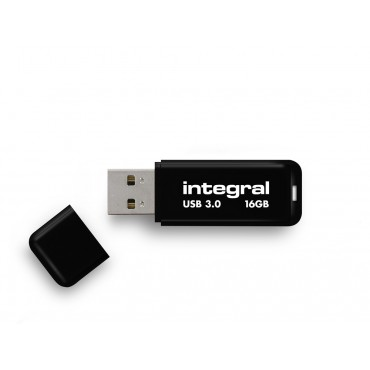 Integral Geheugen Usb Flash Drive stick 16GB Noir 3.0