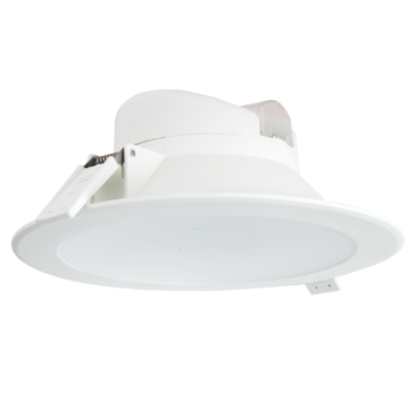 Aigostar LED Inbouw Spot DownLighter Wave 18w Incl. driver IP44 4000K 1500lm 90graden niet dimbaar gatmaat 125mm