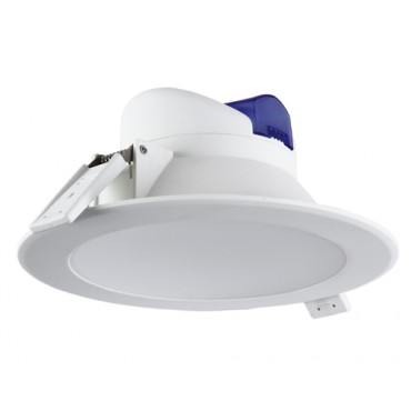 Aigostar LED Inbouw Spot DownLighter Wave 10w Incl. driver IP44 6000K 900lm 90graden niet dimbaar gatmaat 95mm