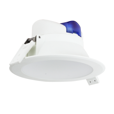 Aigostar LED Inbouw Spot DownLighter Wave 18w Incl. driver IP44 6000K 1550lm 90graden niet dimbaar gatmaat 125mm