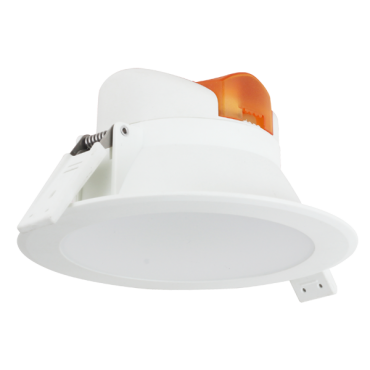 Aigostar LED Inbouw Spot DownLighter Wave 15w Incl. driver IP44 3000K 1200lm 90graden niet dimbaar gatmaat 125mm