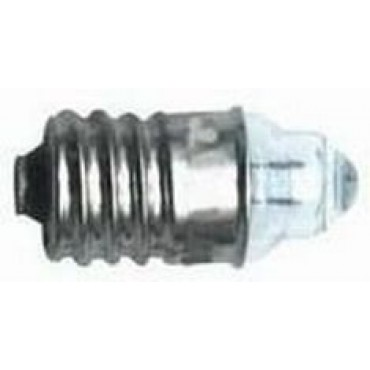 Zaklantaarnlamp PunTLEns 3.5V 200Ma 0.70W E10 23X9Mm