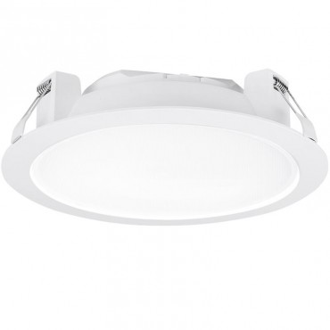 Enlite Led Inbouw Spot Unifit 30W Inclusief Driver Ip40 4000K 2250L Gat 200mm 230Mm