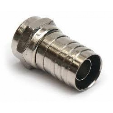 Coax F-Connector 6.5Mm Low Cost Coax12