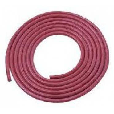 Siliconen Hittebestendig 3x1.5mm2 Rood Ring 100meter